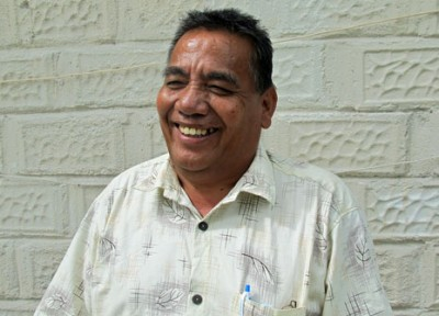 Kiribati Adaptation Program - Phase III Project Manager Kautuna Kaitara