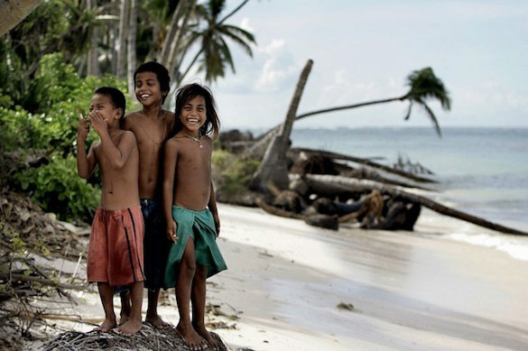 Climate Website Island Reports